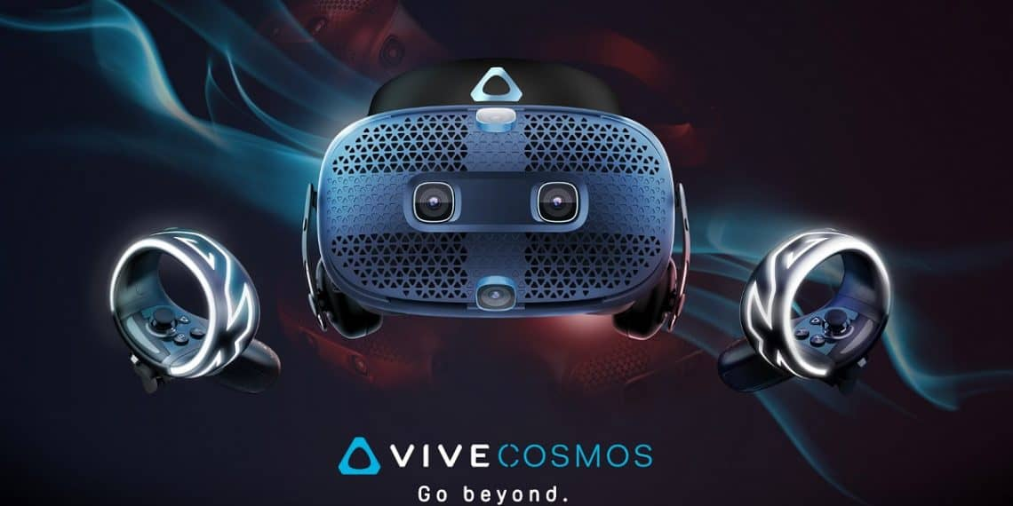 Vive Cosmos: A High End PC Powered VR Headset From HTC