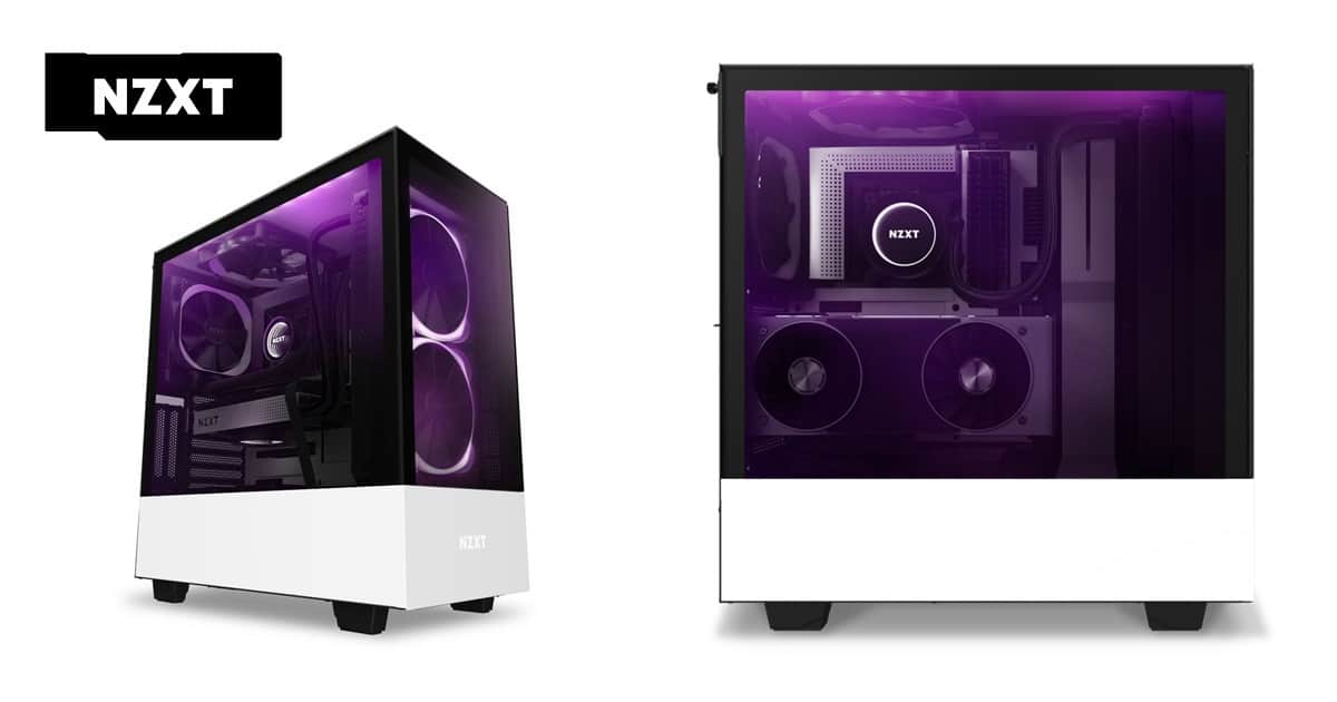 Nzxt H510 Elite A Great Atx Midtower Case
