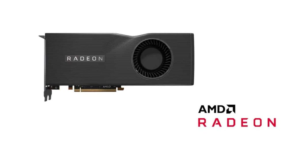 AMD Radeon RX 5700 XT 2