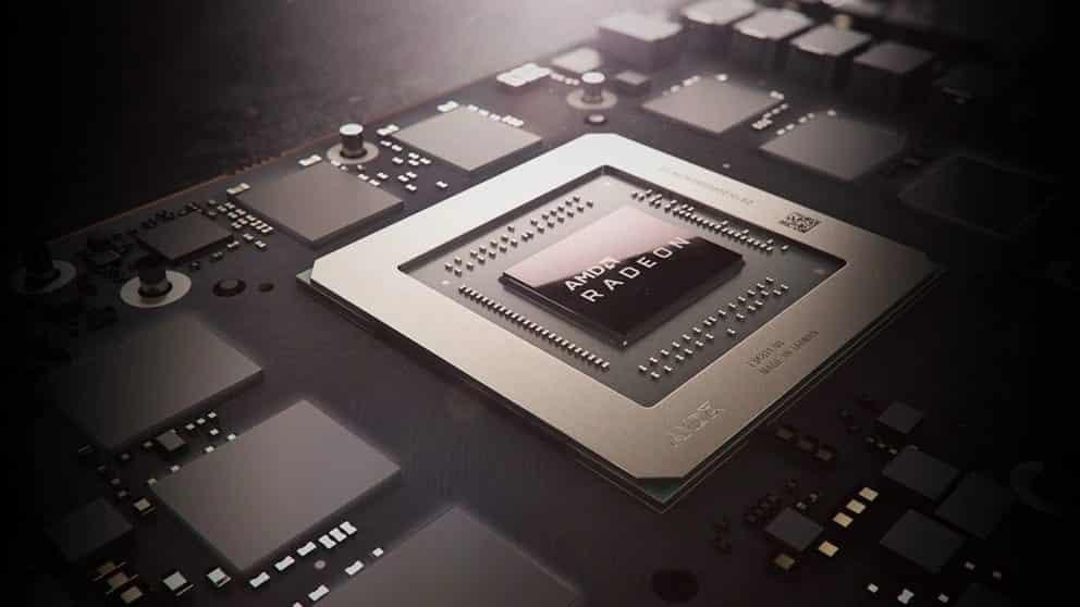 AMD Radeon RX 5700 XT 4