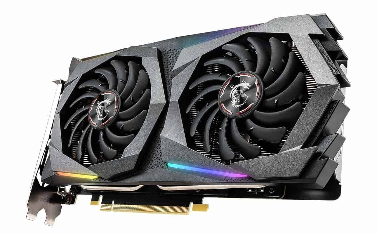 Nvidia GeForce GTX 1660 Super 2