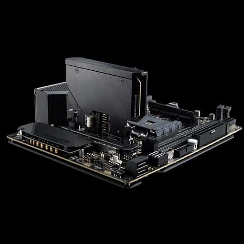ROG Crosshair VIII Impact motherboard ASUS 1