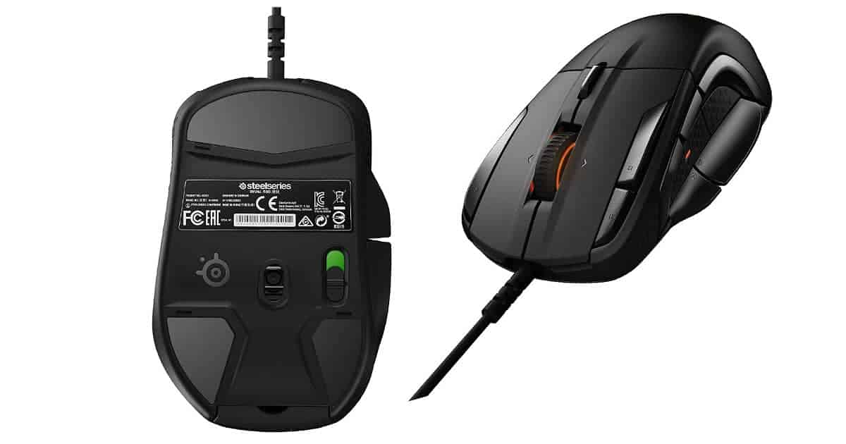 Steelseries 62051 Rival 500