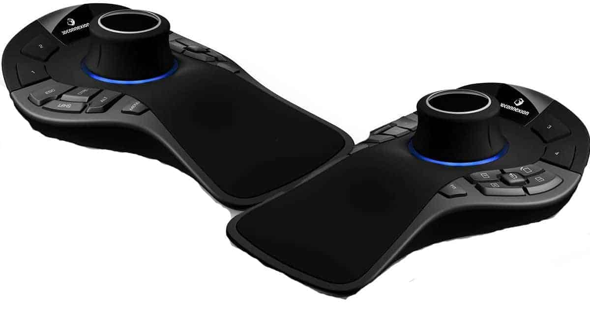 3Dconnexion Space Mouse Pro 3D-Mouse
