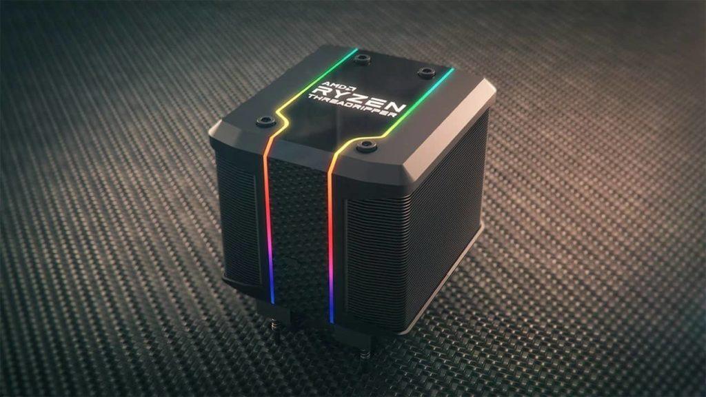 AMD Ryzen Threadripper 3990X 1