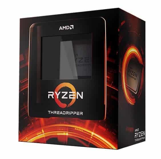 AMD Ryzen Threadripper 3990X 2