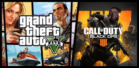 Grand Theft Auto or Call of Duty