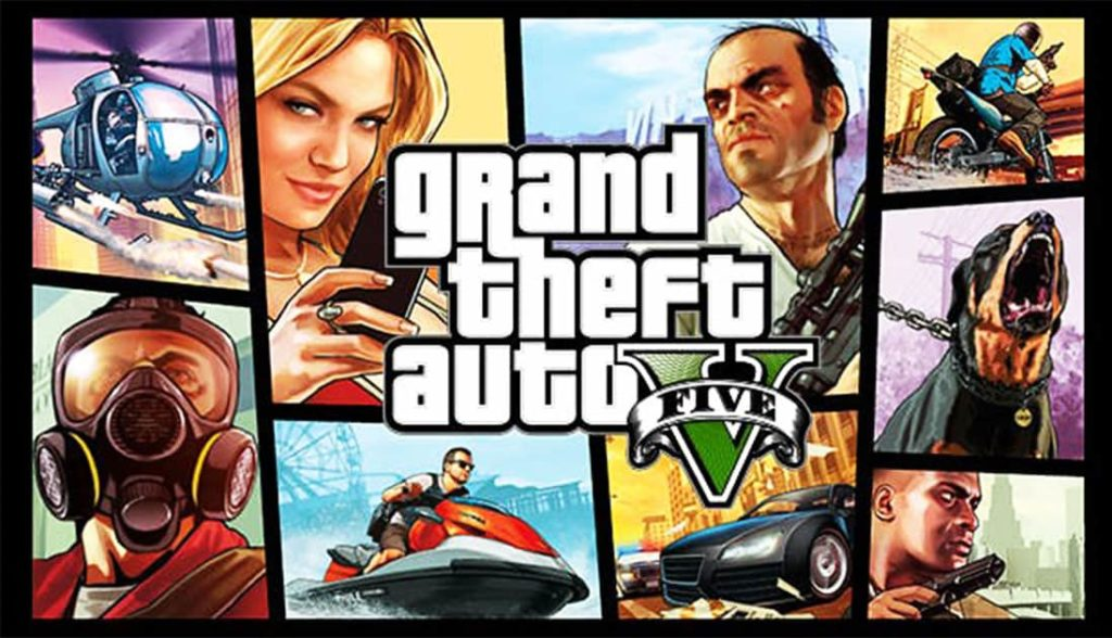 gta v is the bestseller in the last decade