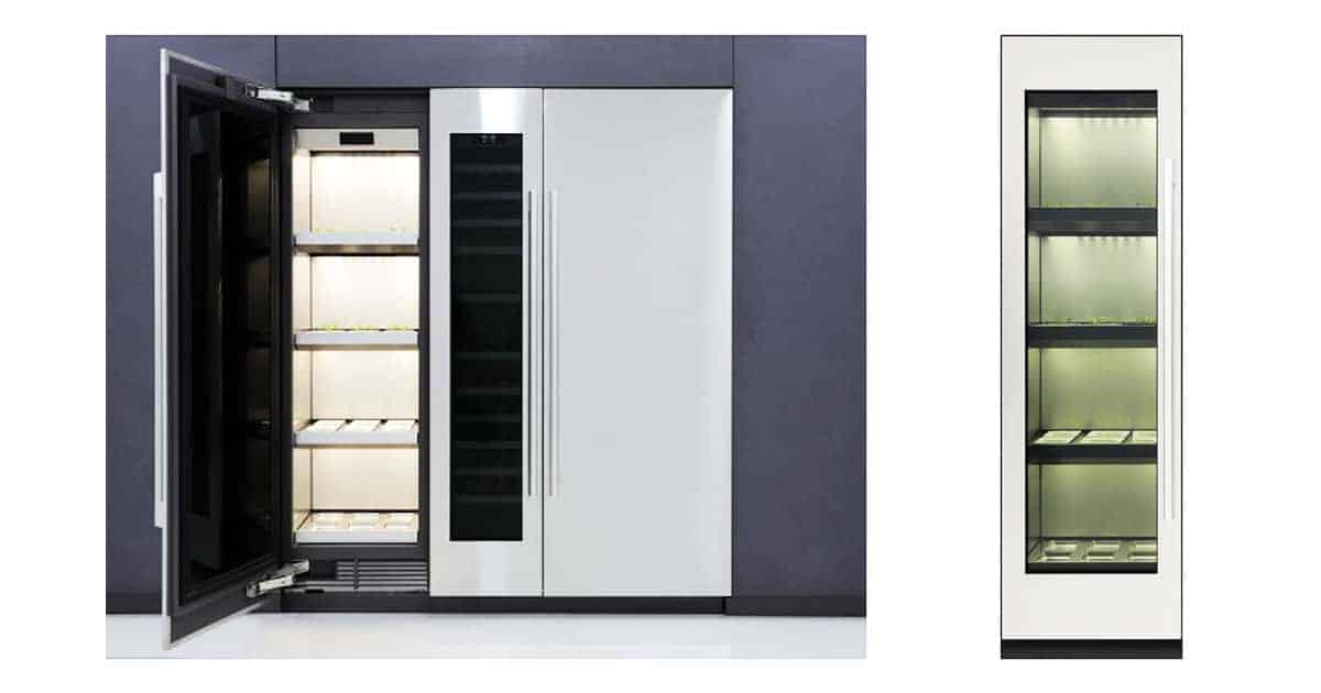 LG's Harvester- Smart Home Appliance