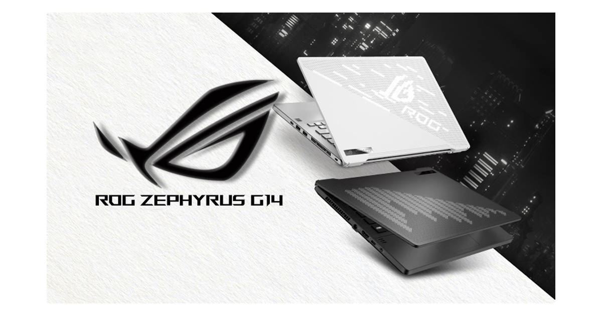 Asus ROG Zephyrus G14 Preview Image