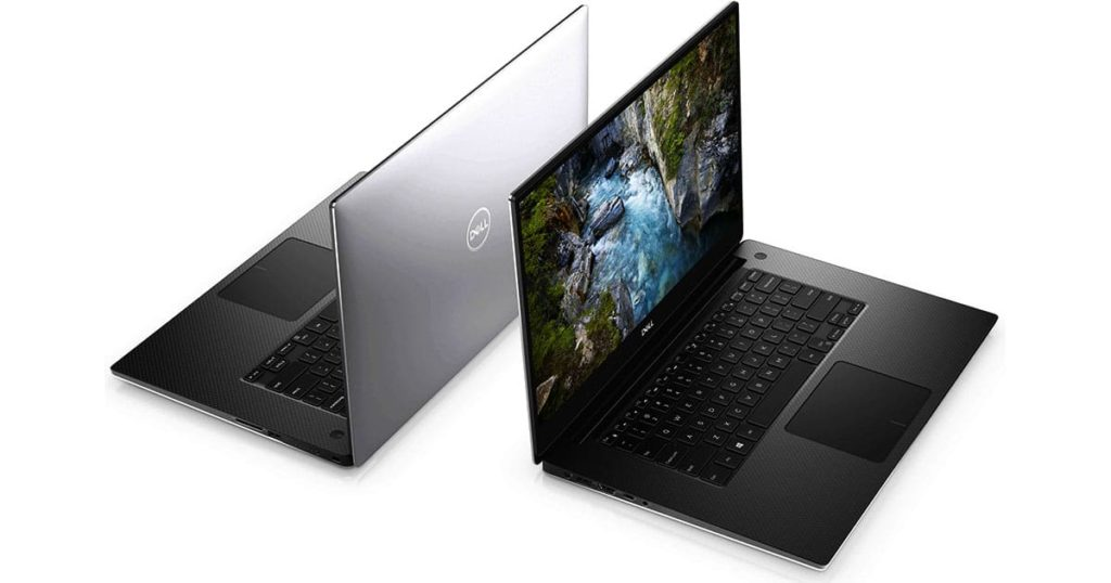 Dell XPS 15 7590 best 4k laptops 2020