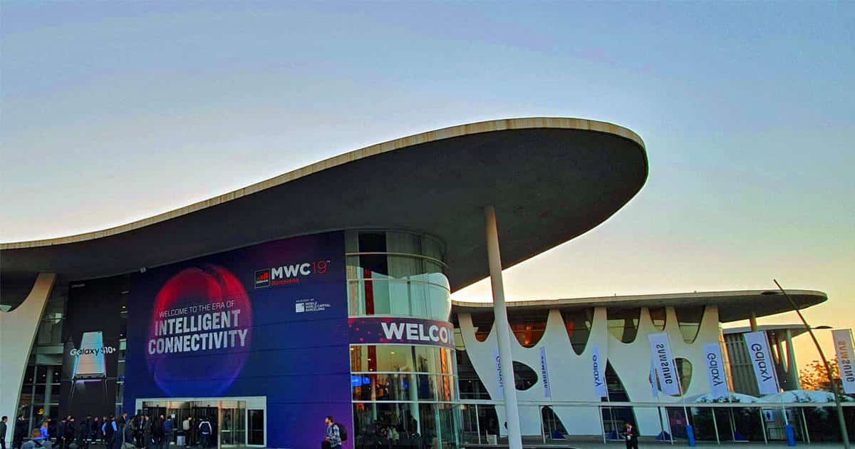 MWC 2019 Event