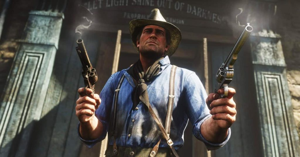 Red Dead Redemption 2 sold 30 million copies1