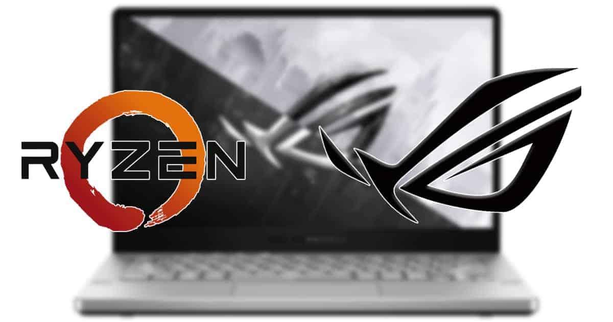 Ryzen ROG Partnership