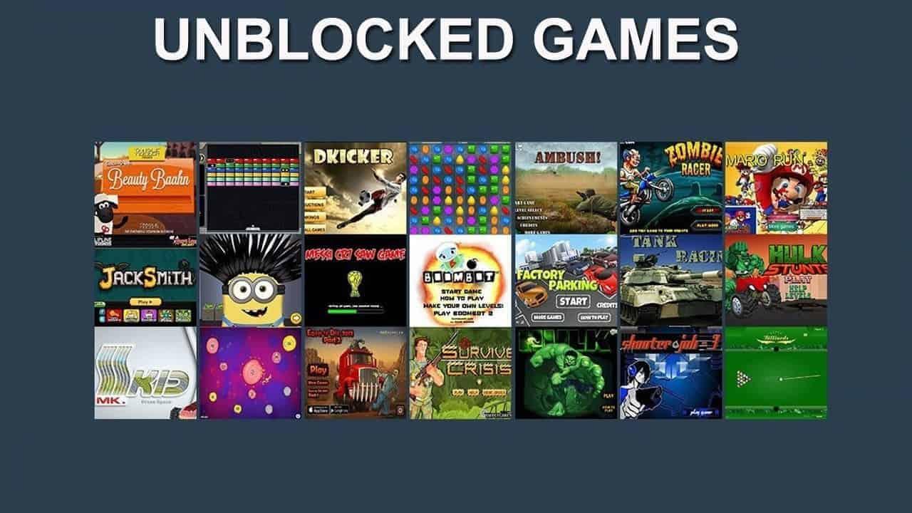 jeux débloqués 2