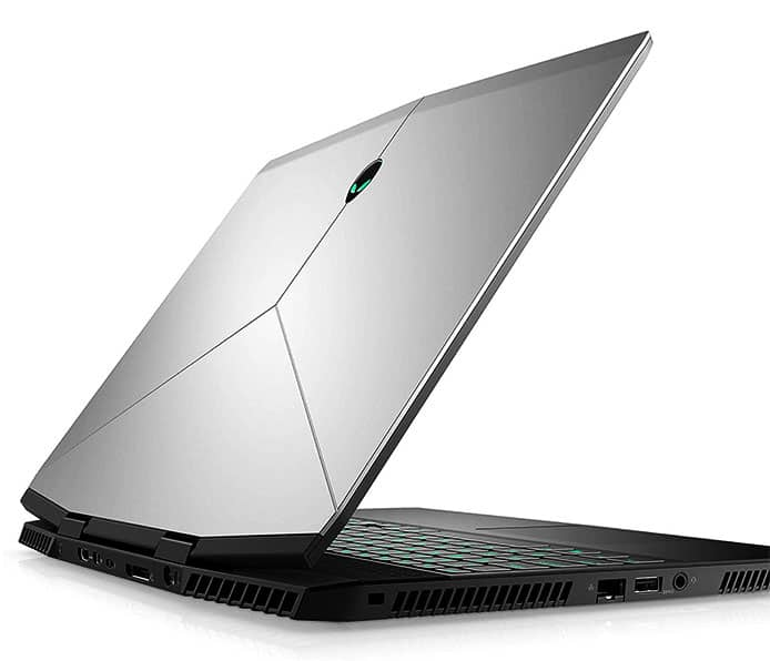 Alienware M15 best 4k laptops 2020