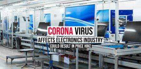 Coronavirus Infects LCD Production