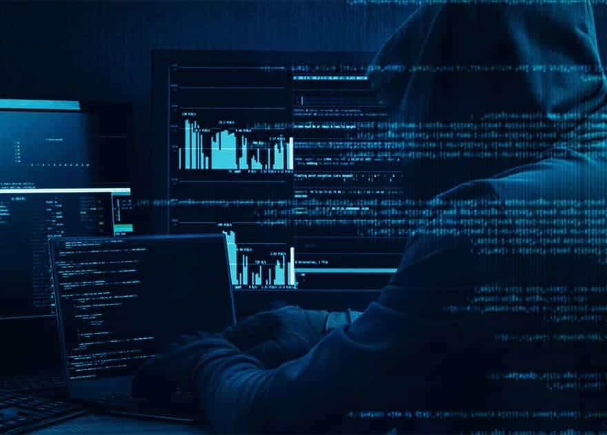 Cyberattacks on Japan's defense data