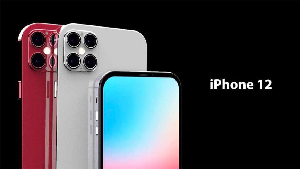 iphone 12 rumored design