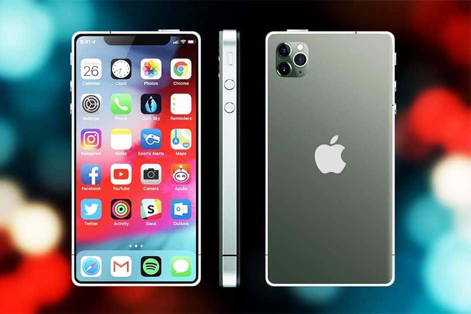 iphone 12 rumored design2