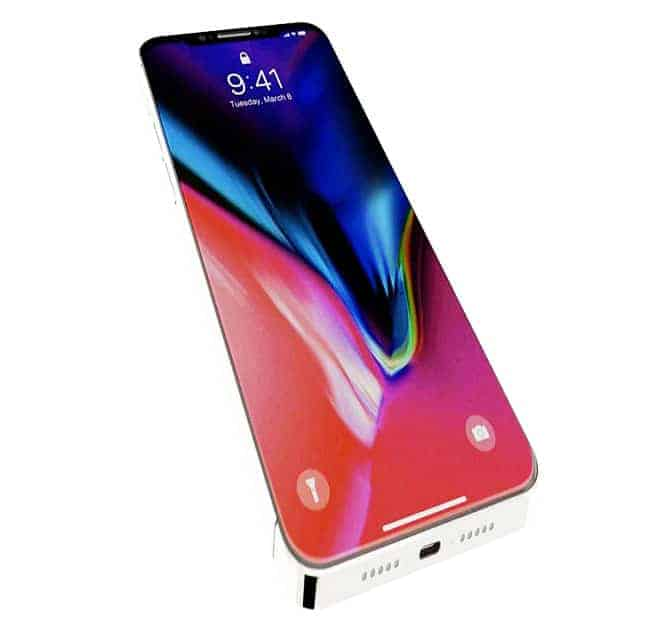iphone se 2 rumored design