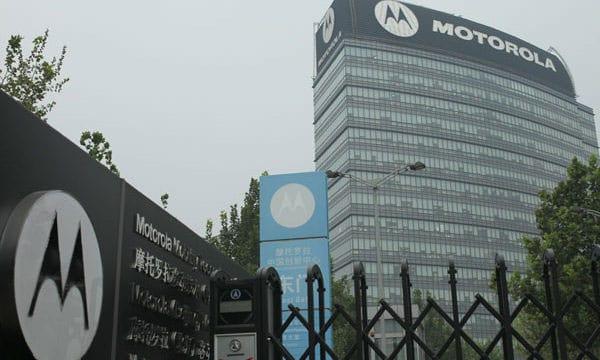 motorola wins over theft