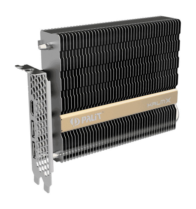 Palit KalmX Heat sink