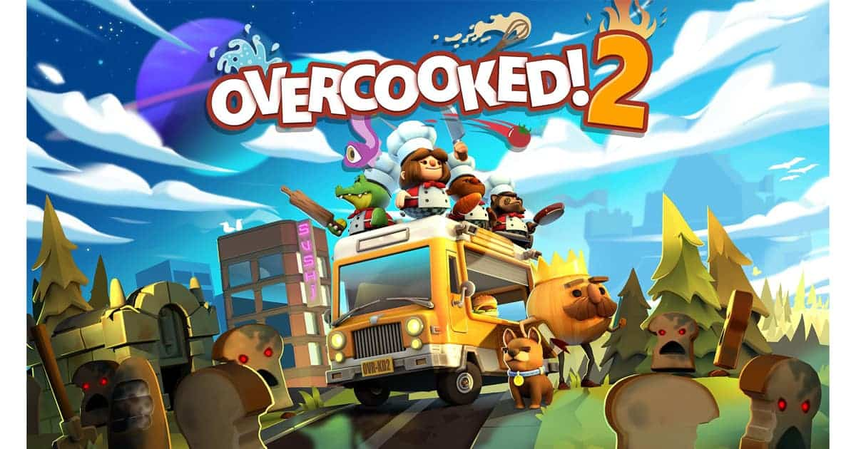 Overcooked 2 preview