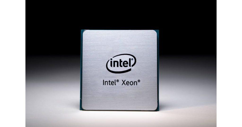 Xeon CPUs