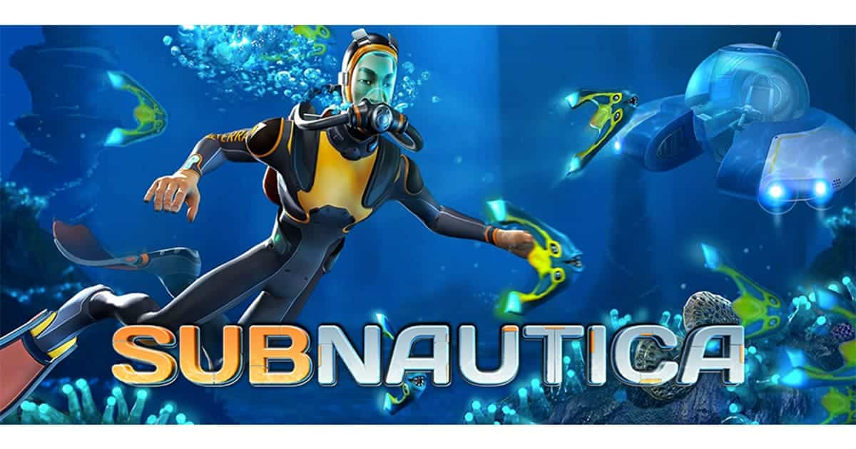 Subnautica Preview Image