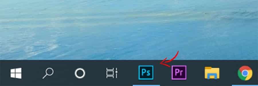 files minimize how to change desktop icon size