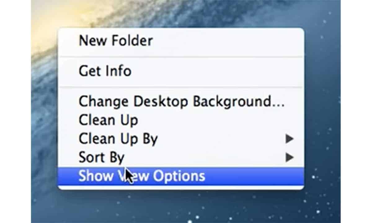 mac change desktop icon how to change desktop icon size