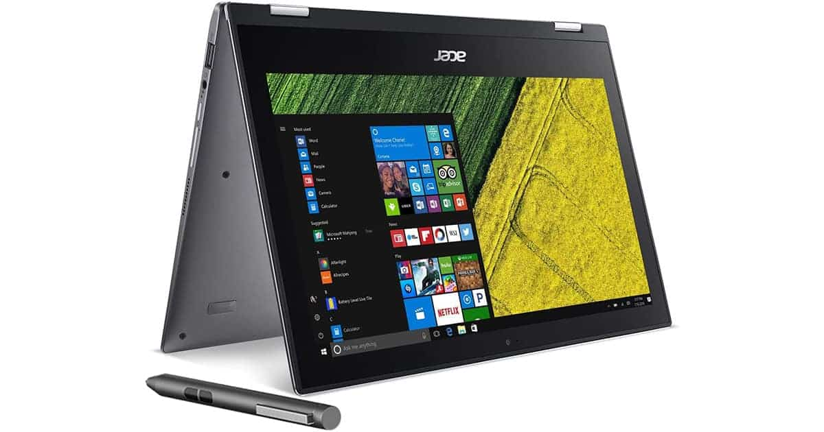 Acer Spin 1 - Display