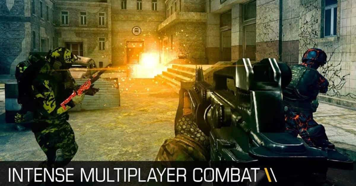 Bullet Force -  Best Content-Filled Shooter Games