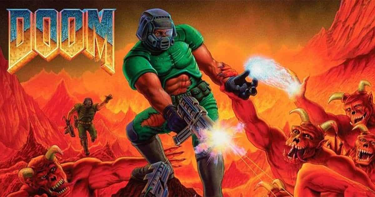 Doom 3D - Best Action Shooter Games