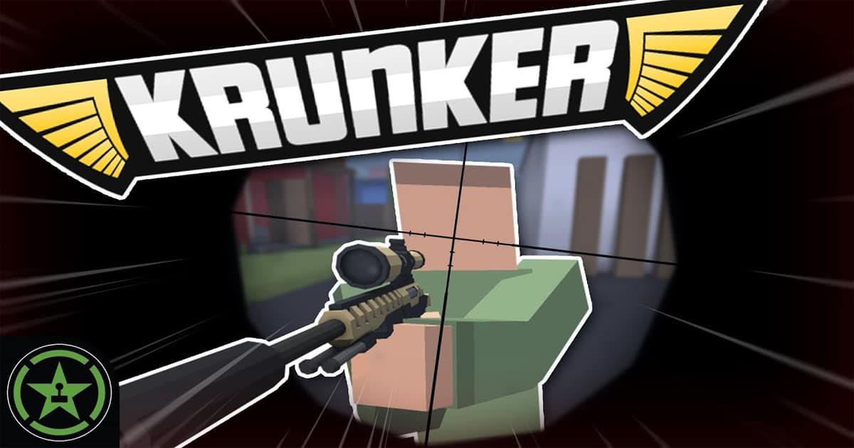 Krunker - Best Multiplayer Shooter Games