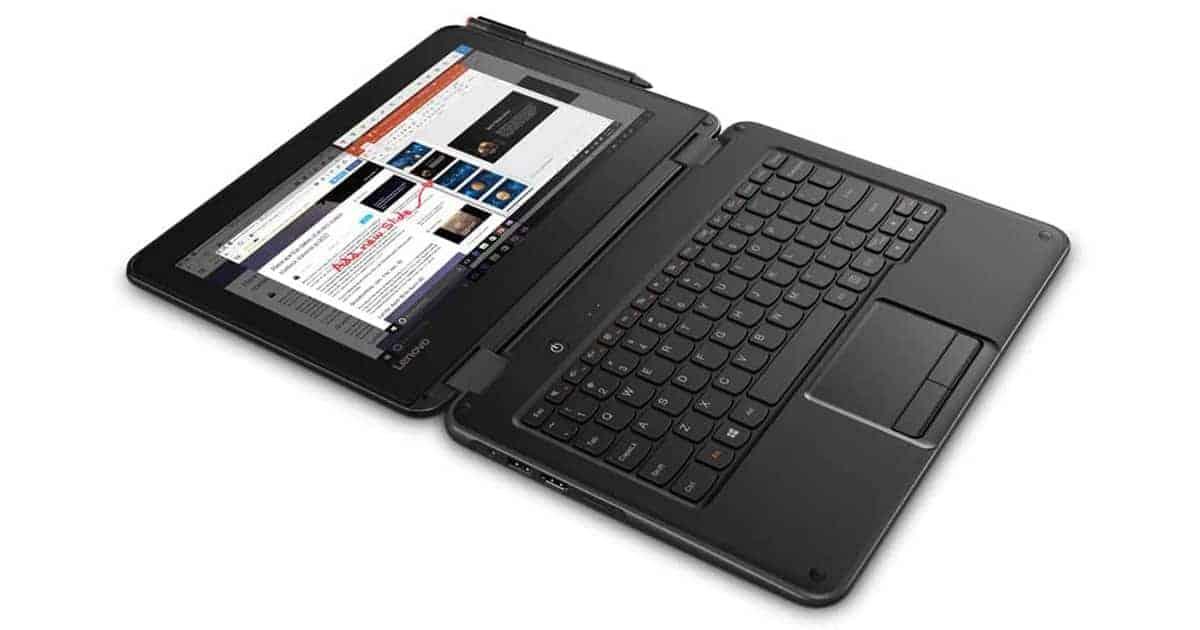 Lenovo 300e Winbook - Design