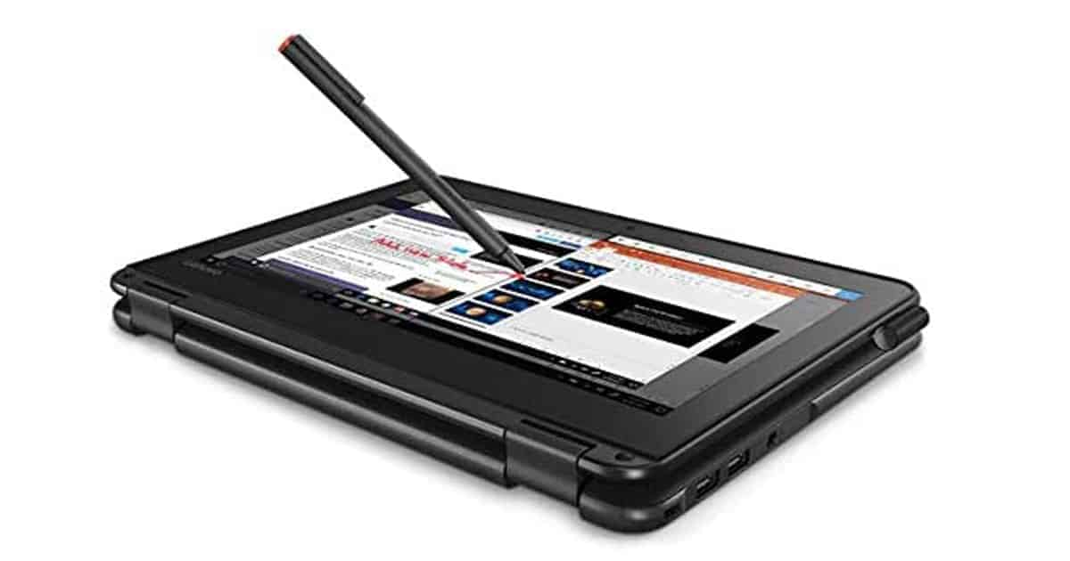 Lenovo 300e Winbook - Pencil Touch