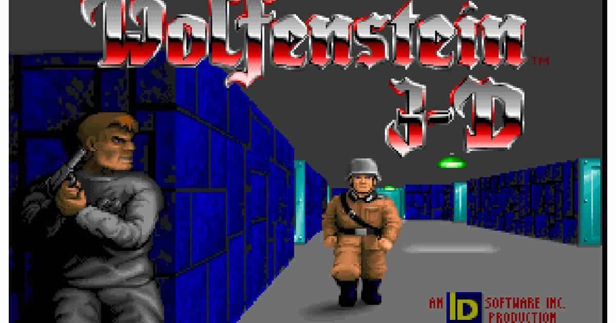 Wolfenstein 3D - Best Arcade Shooter Games