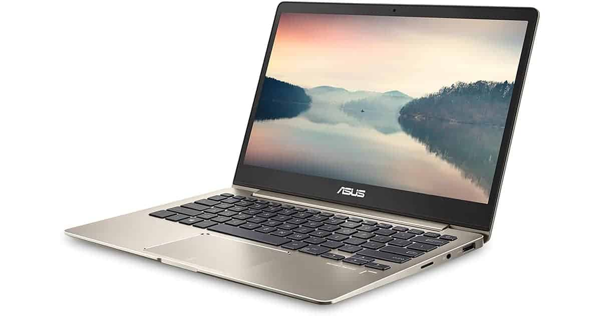 Asus Zenbook as51 -Best Notebook for Writers