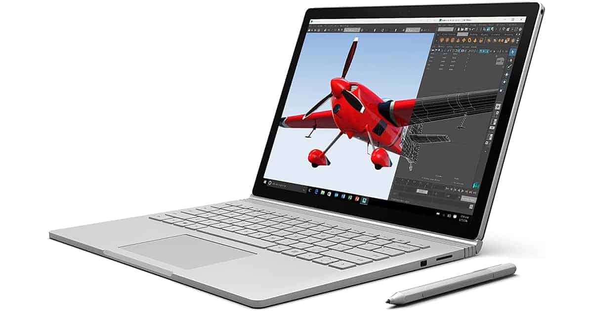 Microsoft Surface Book -Best for your Buck
