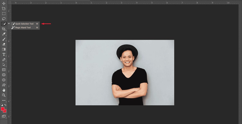 qs tool photoshop