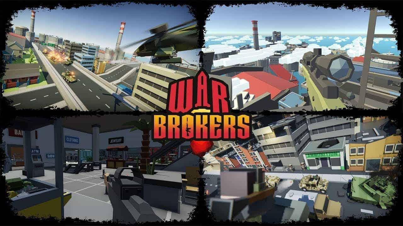 War Broker - Best Fast-Paced Shooter Games