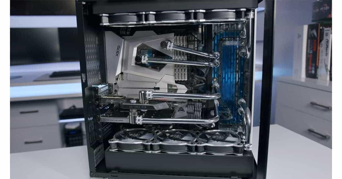 AMD 3959X Aqua Build