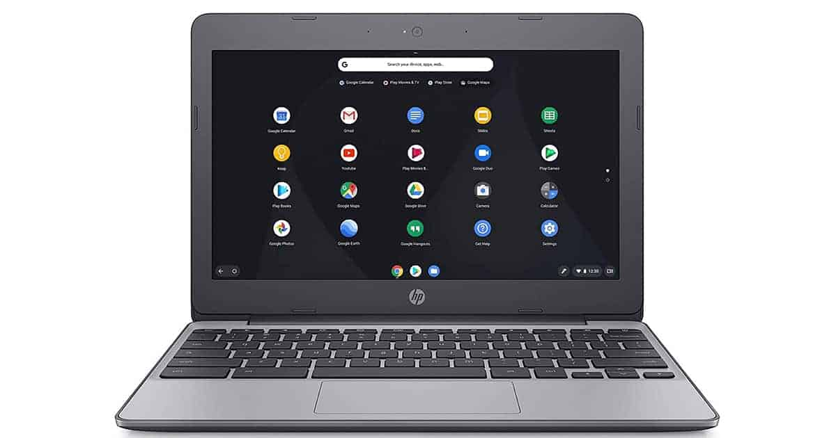 Hp Chromebook - Best HP Laptop For Medical Students