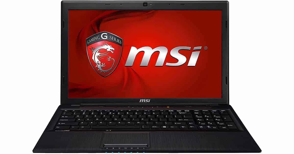 MSI G Series GP60