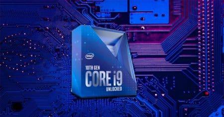 Intel Core i9 - 10900K