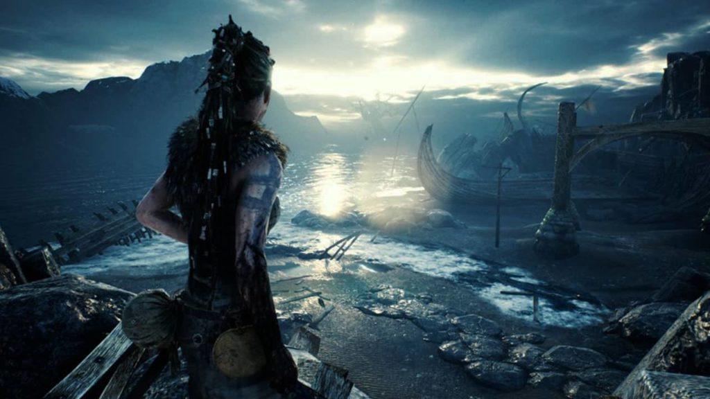 game fest 2020 hellblade: senua's sacrifice
