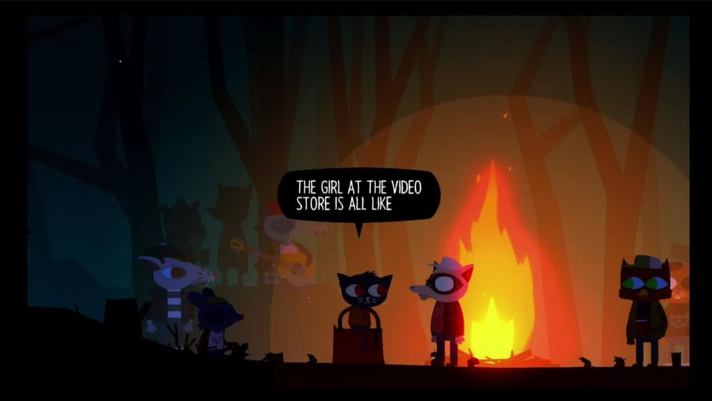 game fest 2020 night in the woods