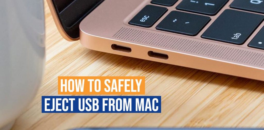 how to safely eject usb from mac